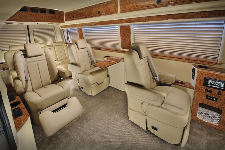 Transit SeatsTransit Sofa BedsTransit TopsChevy Ford Bench